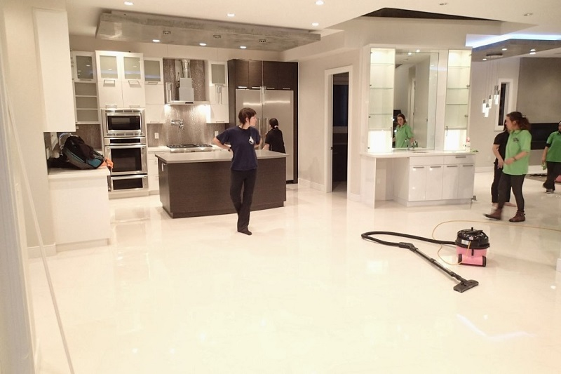 Post Construction Cleaning Services Johor Bahru